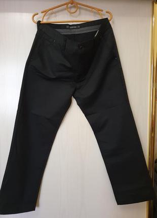 Мужские джинсы черного цвета w34l34