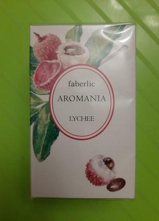 Туалетная вода faberlic aromania lychee.миксуй или наноси отде...