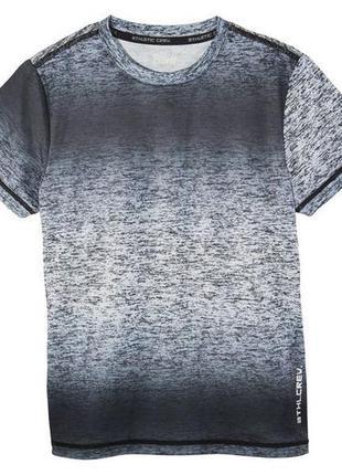 Детская футболка для занятий спортом lidl crivit германия (146...