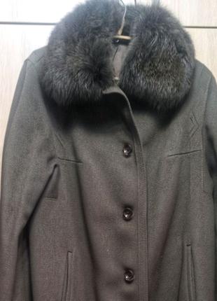 Женское пальто осень/зима