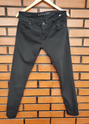 Черные джинсы replus (турция)