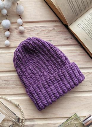 Шапка шапочка вязаные вязаная шерсть шерстяная снуд шарф