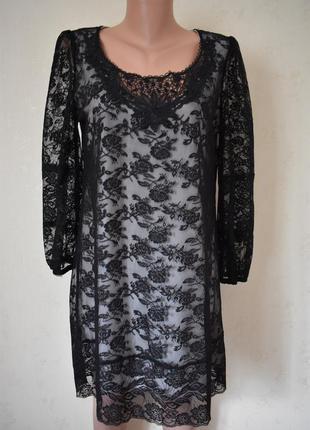 Новое кружевное платье select