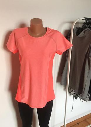 Брендовая спортивная футболка h&m. размер м