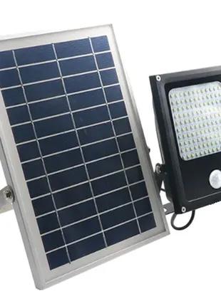 Светильник на солнечной батарее c датчиком движения 120 LED