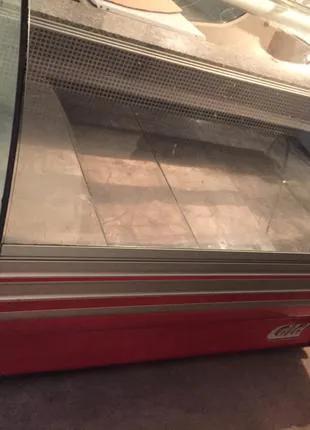Холодильная  витрина Cold (Польша)