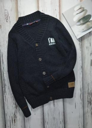 10-12 лет шерстяной свитер кардиган jbc