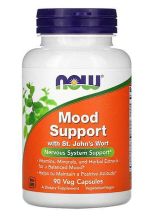 NOW Mood Support 90 капсул