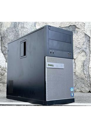 Надежный Офисный ПК DELL / i3 / 4Gb RAM / SSD 120Gb / Гарантия!