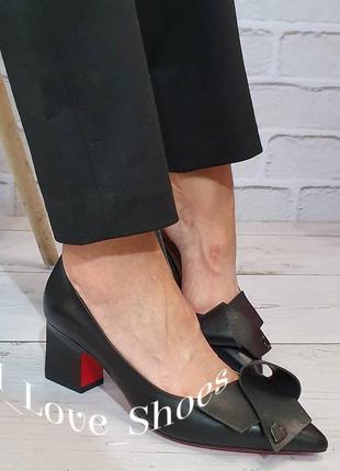 Нарядные туфли djovannia, натуральная кожа
