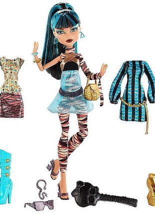 Monster High I Heart Fashion Cleo De Nile Set Клео я люблю моду