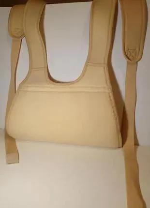 Бандаж на плечовий суглоб (плечевой сустав) зігріваючий (пов'язка