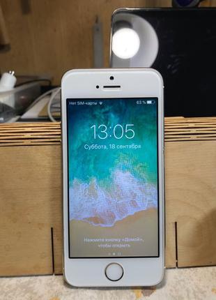 Продам iPhone 5s 32gb Neverlock Gold