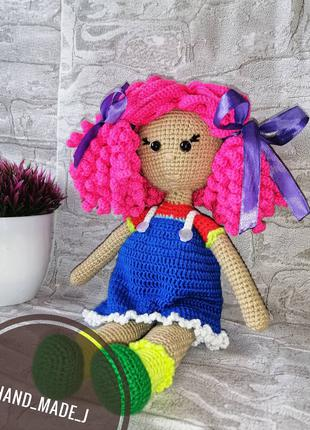 Куколка Кудряшка Сью