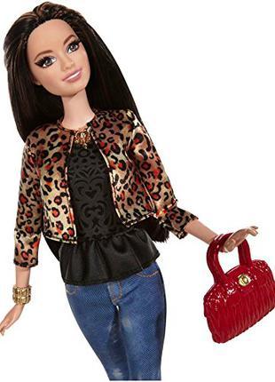 Barbie Style Raquelle Leopard Print Jacket Барби Стиль Ракель