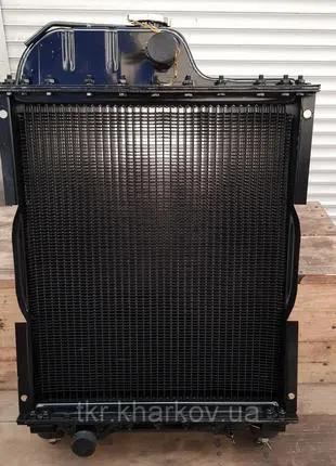 Радиатор водяной МТЗ-80 70П-1301.010 Д-240,243 (4-х рядн.) алюмин