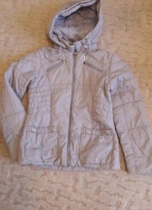 Куртка для девочки демисезонная весна/ осень 10-12 лет