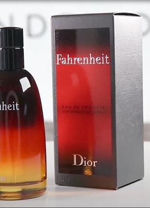 Christian Dior Fahrenheit Оригинал Затест Распив и Отливанты