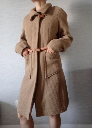 Пальто миди пальто с подкладкой теплое пальто на осень