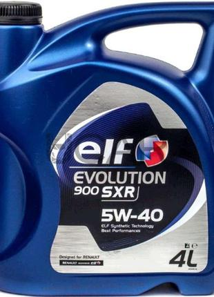Масло автомобильное, 4л (SAE 5W-40, синтетика, EVOLUTION 900 S...