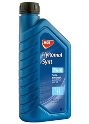 Масло трансмиссионное, 1л (синтетика, 75W-90, HYKOMOL SYNT) MO...