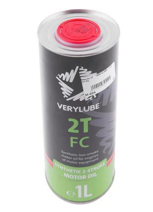 Масло 2Т Двухтактное, 1л (синтетика, 2Т 2-х тактный FC) VERYLU...