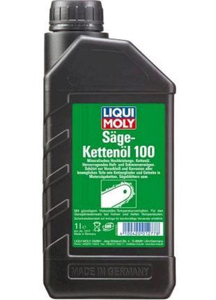 Масло 1л (минеральное, для смазки цепей бензоинструмента, Suge...
