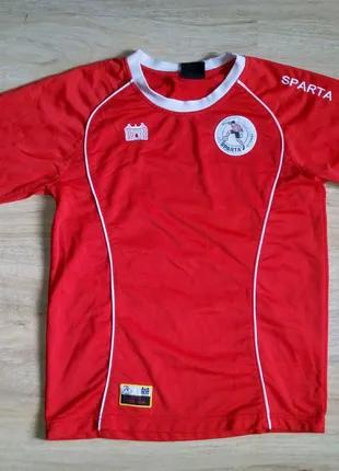 Свитшот спортивный футбольного клуба Sparta Rotterdam