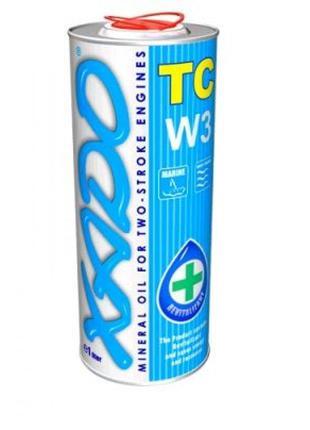 Масло 2Т Двухтактное, 1л (минеральное, Atomic Oil TC W3) (для ...