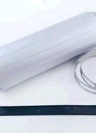 Глушитель (Выхлопная труба) на Китайский Скутер 4Т 4-х тактный...