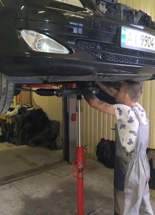 Ремонт рулевой рейки  Mercedes, Porsche,  Audi, VW