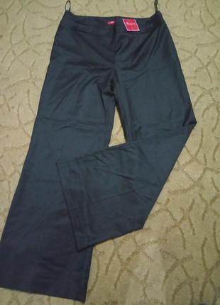 Классные широкие брюки в составе шерсть monsoon