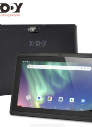 Xgody T702 PRO, 7' HD IPS экран, оперативная память 3GB, ROM 32Gb