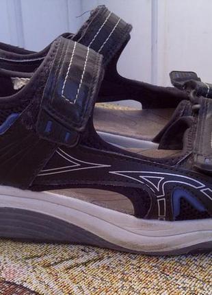 Босоножки сандалии с ортопедической подошвой