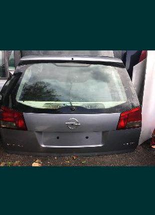 Opel Vectra C. Задняя кришка багажника (ляда) универсал