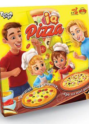 """Настольная игра """"IQ Pizza"""", укр"""