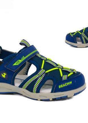 Босоножки сандалии для мальчиков tm jong golf