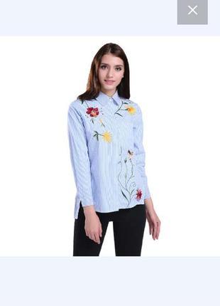 Рубашка h&m(l, xl)