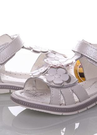 Летние нарядные сандалии на девочку tm clibee