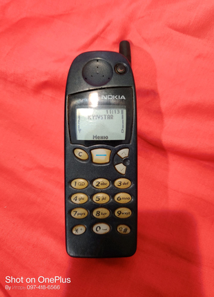 Мобильный телефон Nokia 5110 оригинал