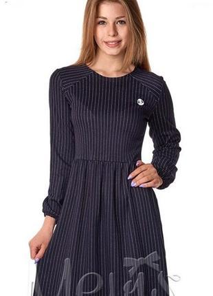 Платье школьное для девочки подростка тм mevis 2978 размеры 14...