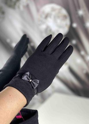 Перчатки с пальцем для сенсора