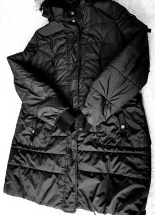 Демисезонная куртка для беременных noppies