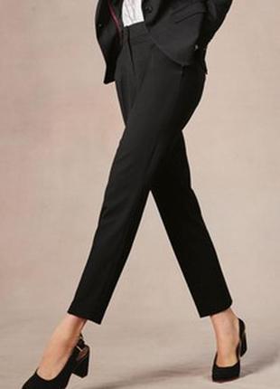 Стильные классические зауженные брюки