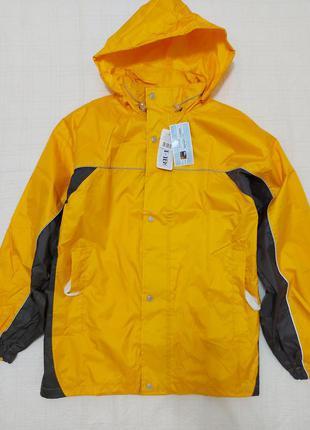 Мембранная куртка ветровка дождевик giani feroti р. 52-54-56 (...