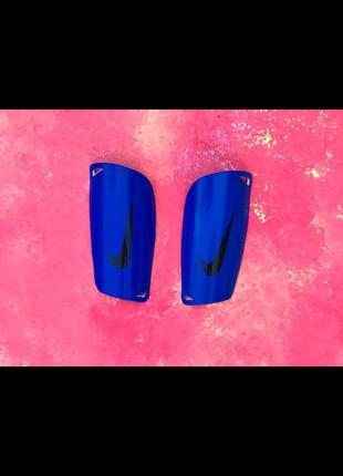 Щитки Nike Mercurial Синие