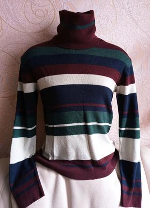 Giorgio Armani, оригинал! Шерстяной свитер, водолазка