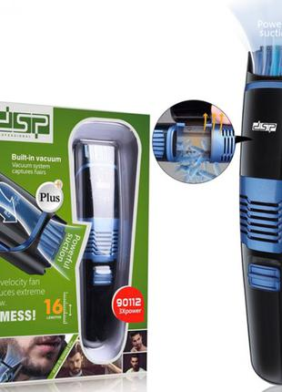 Машинка для стрижки бороды волос DSP 90112 3X Power беспроводная