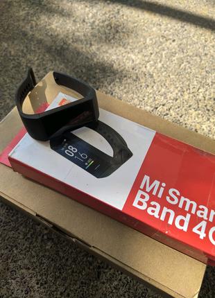 Фитнес браслет Mi Smart Band 4C