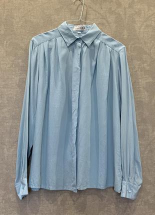Шелковая блуза 100 % шелк peter hahn